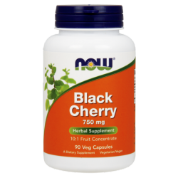 Black Cherry 750 mg - 90 Veg kapszula