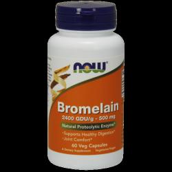 Bromelain 500 mg - 60 Veg kapszula