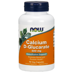 Calcium D-Glucarate 500 mg 90 Veg kapszula