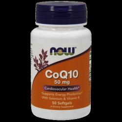 CoQ10 50 mg - 50 kapszula