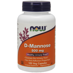 D-Mannose 500 mg 120 Veg kapszula
