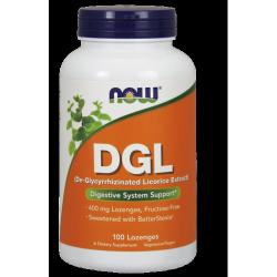 DGL 400 mg 100 Lozenges