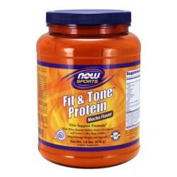 Fit & Tone Protein Mocha Flavor - 816 g