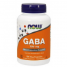 GABA 750mg - 100 Veg kapszula