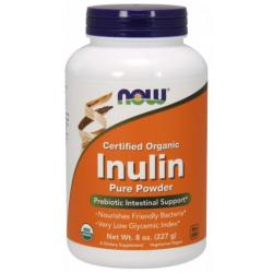 Inulin (Certified Organic) - 227g