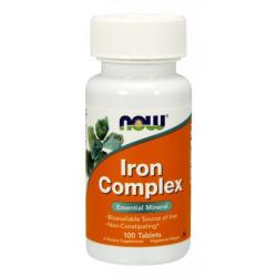 Iron Complex Vegetarian - 100 Tabletta