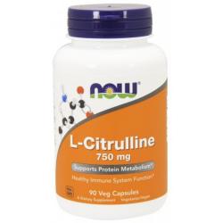 L-Citrulline 750 mg - 90 Veg kapszula