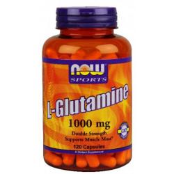 L-Glutamine 1000 mg - 120 kapszula