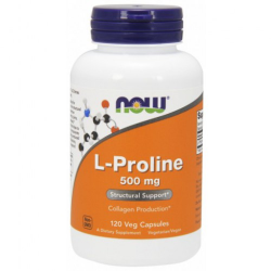 L-Proline 500 mg - 120 Vcaps