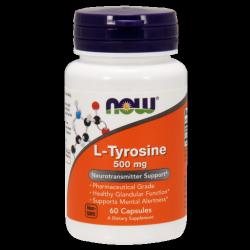 L-Tyrosine 500 mg - 60 kapszula