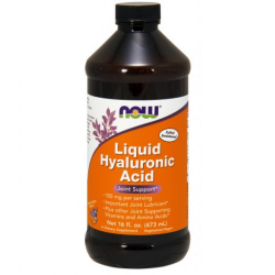 Liquid Hyaluronic Acid 100 mg - 473 ml