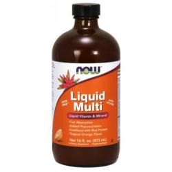 Liquid Multi Tropical Orange - 473 ml