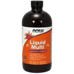 Liquid Multi Wild Berry - 473 ml