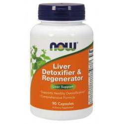 Liver Detoxifier & Regenerator - 90 kapszula