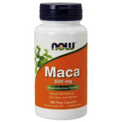 Maca 500 mg - 100 Veg kapszula