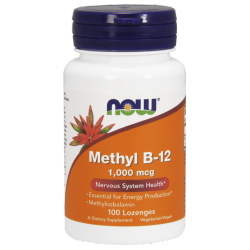 Methyl B-12 1,000 mcg Lozenges