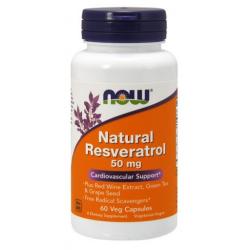 Natural Resveratrol 60 Veg kapszula