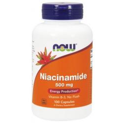 Niacinamide (B-3) 500 mg - 100 kapszula