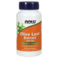 Olive Leaf Extract 500 mg Veg kapszula