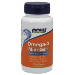 Omega-3 Mini - 90 Gels Softgels