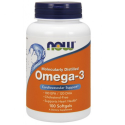 Omega-3 - 100 Softgels