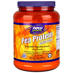 Pea Protein Vanilla Toffee - 907 g