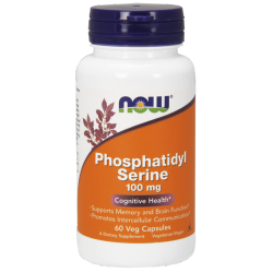 Phosphatidyl Serine 100 mg - 60 Veg kapszula
