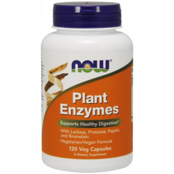Plant Enzymes - 120 Veg Capsules