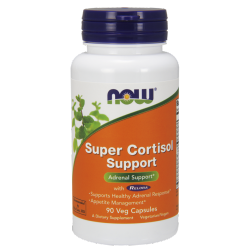 Super Cortisol Support with Relora Veg Capsules
