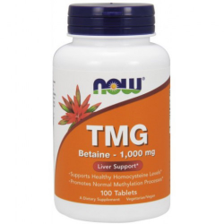 TMG (Trimethylglycine) 1,000 mg - 100 Tabletta