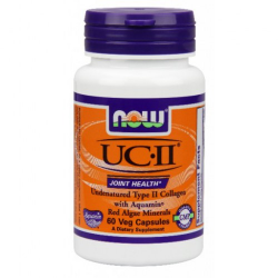 UC-II Type II Collagen 60 Veg Capsules