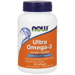 Ultra Omega-3 90 Softgels
