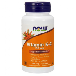 K-2 vitamin Lucerna alapú étrend-kiegészítő /MK 4/ K-2-vitaminnal 100 mcg 100 kapszula