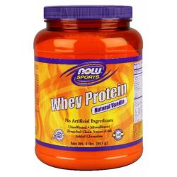 Whey Protein Natural Vanilla - 907g