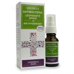 Aromax Antibacteria levendula-teafa légfrissítő spray 20ml