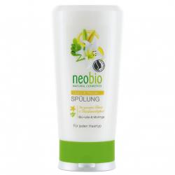Neobio regeneráló hajbalzsam - fénytelen hajra bio fehérliliom-és moringakivonattal 150ml