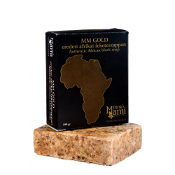 Afrikai fekete szappan 100g