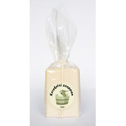 Kecsketejből készült szappan natúr 100g