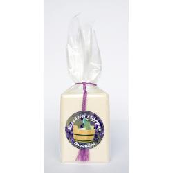 Kecsketejből készült szappan levendulás 100g