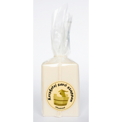 Kecsketejből készült szappan kecsketejsavós 100g