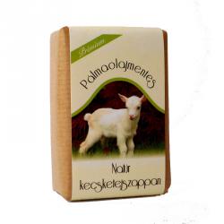 Kecsketejes szappan - pálmaolaj nélkül natúr 100g