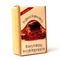 Kecsketejes szappan - pálmaolaj nélkül kávés-fahéjas 100g