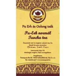 Pu-Erh normál Tuocha tea