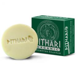 Pithari szappan extra szűz olívaolajjal - indiai citromfű 80g