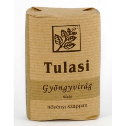 Tulasi növényi szappan gyöngyvirág 100g
