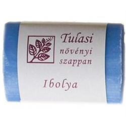 Tulasi növényi szappan ibolya 100g