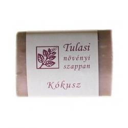 Tulasi növényi szappan kókusz 100g