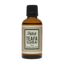 Zöldbolt teafa illóolaj - 50 ml