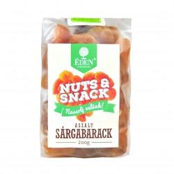 Éden Prémium Nuts&Snack Aszalt Sárgabarack 200g