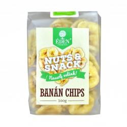 Éden Prémium Nuts&Snack Banánchips 100g